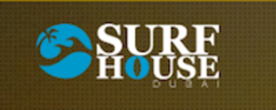 Surf House Dubai logo