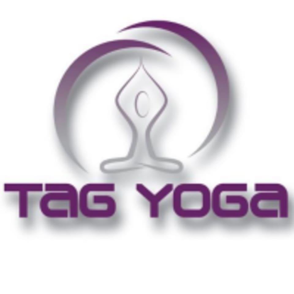 TAG YOGA logo
