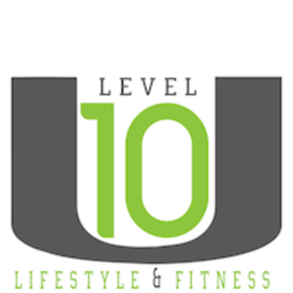 LVL 10 Lifestyle & Fitness University logo