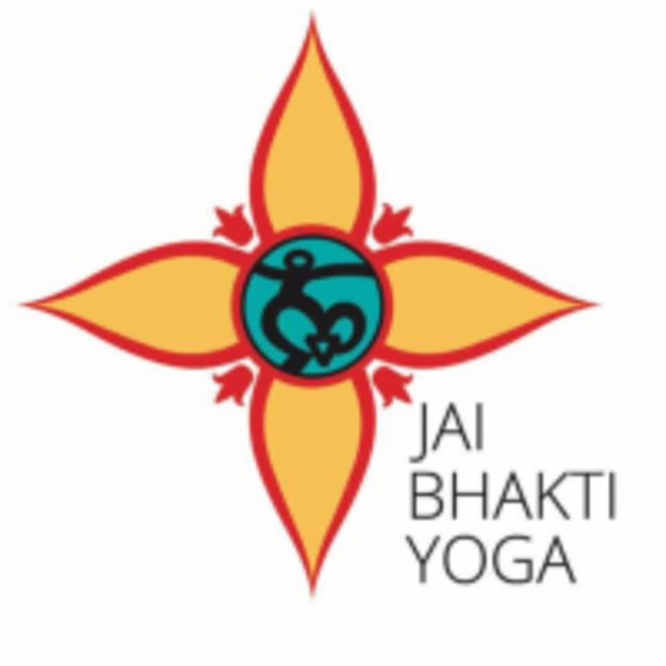 Jai Bhakti Yoga logo