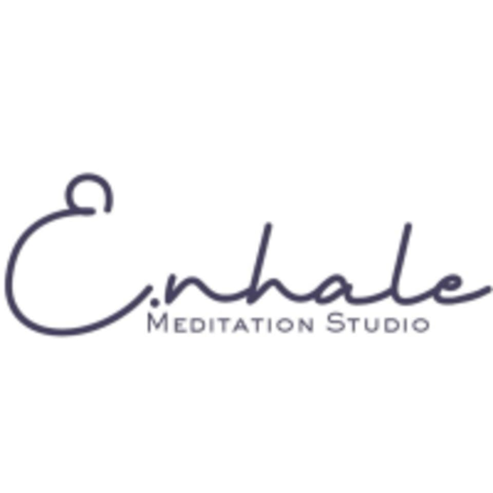 Enhale Meditation Studio logo