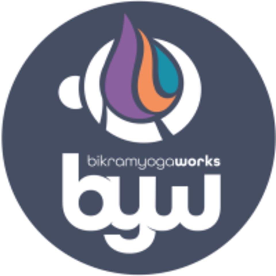 Bikram Yoga Works logo