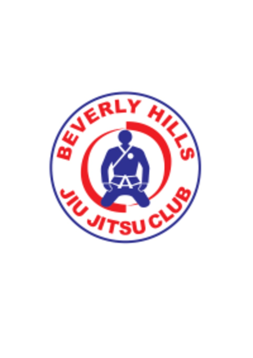 Beverly Hills Jiu Jitsu Club logo