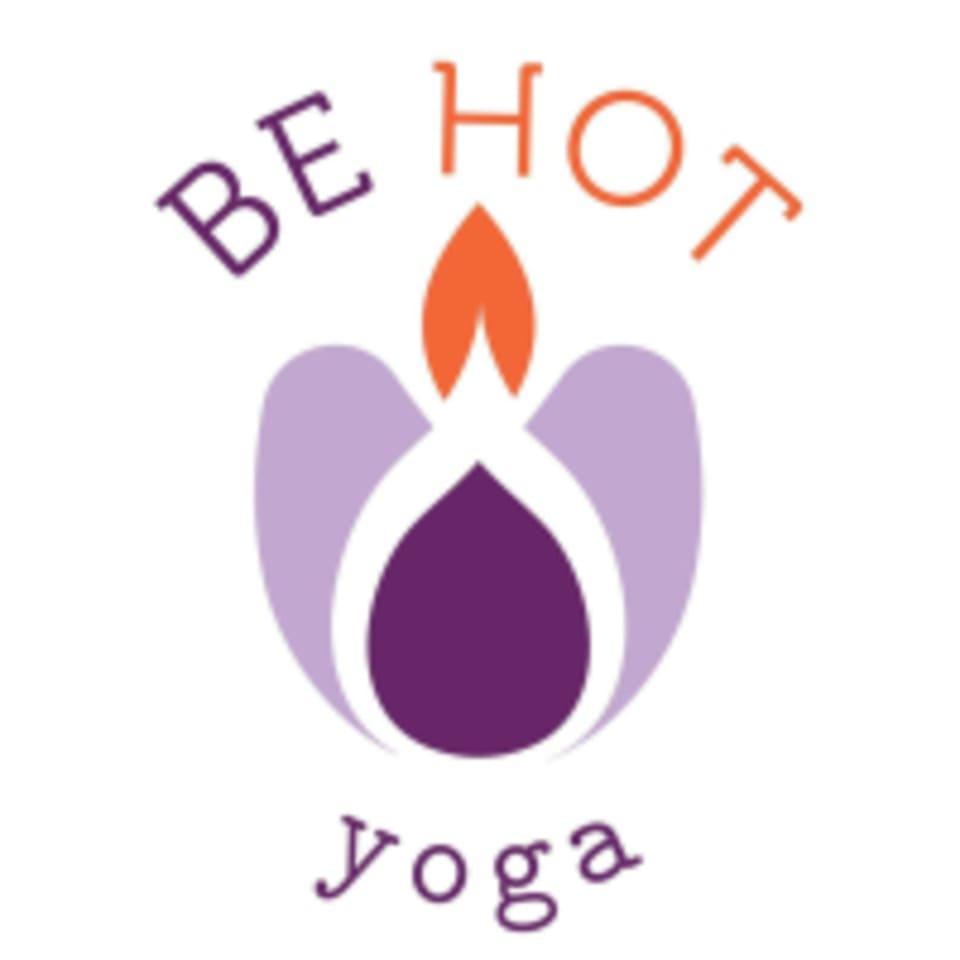 Be Hot Yoga logo
