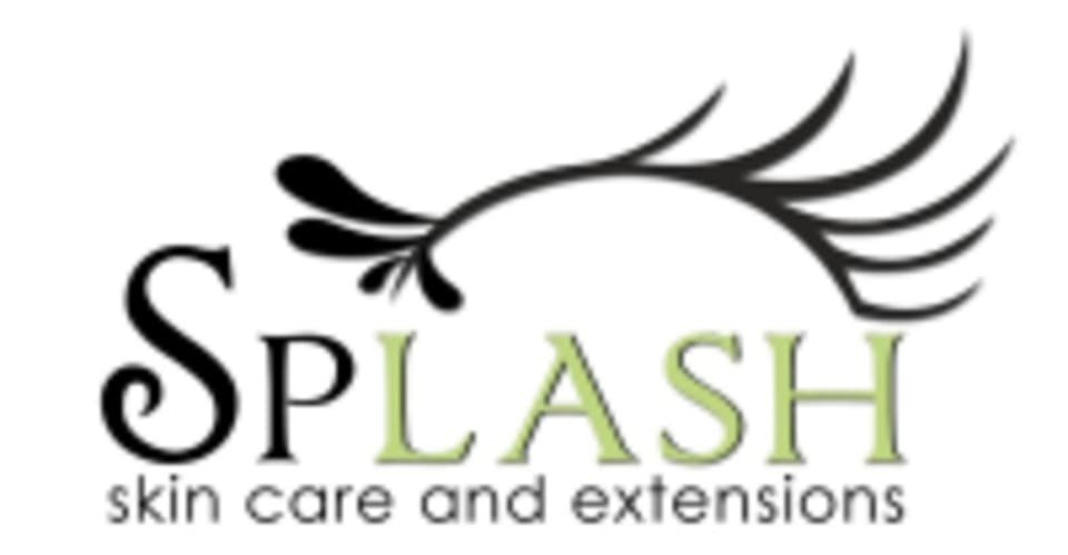 Splash Skin Care & Extensions logo