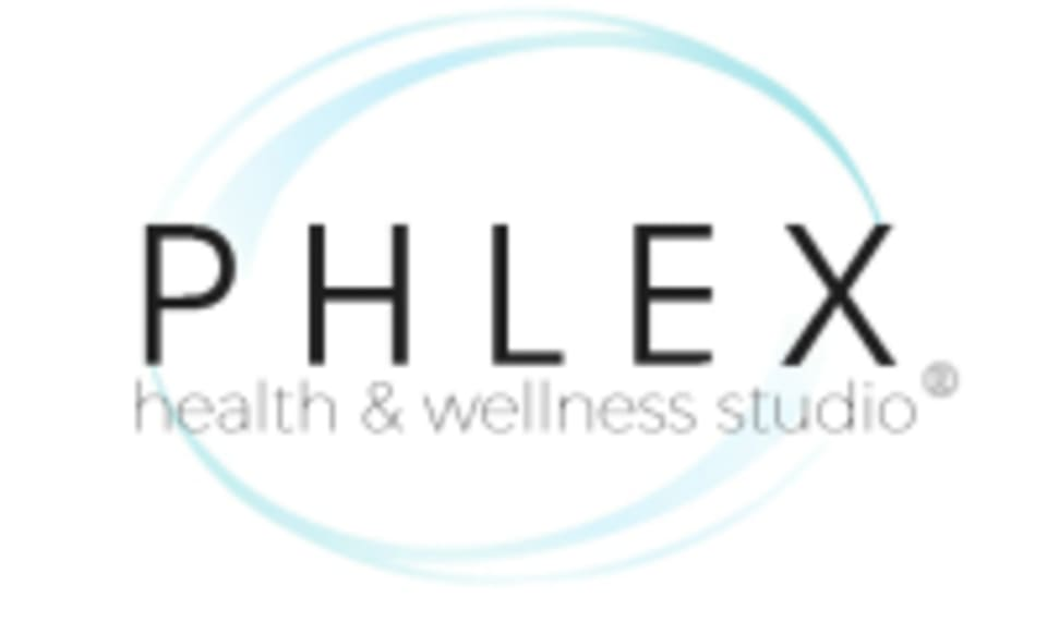 PHLEX Health and Wellness Studio logo