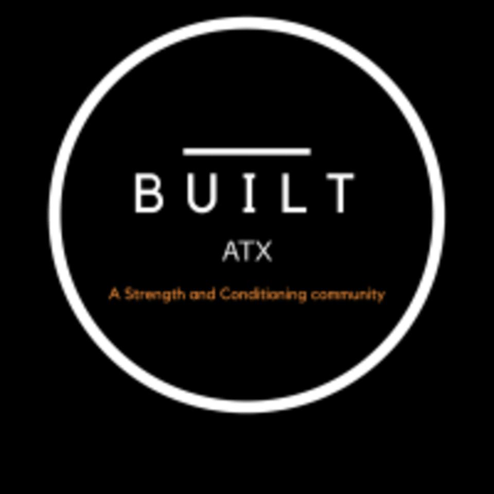 BUILT Gym ATX logo