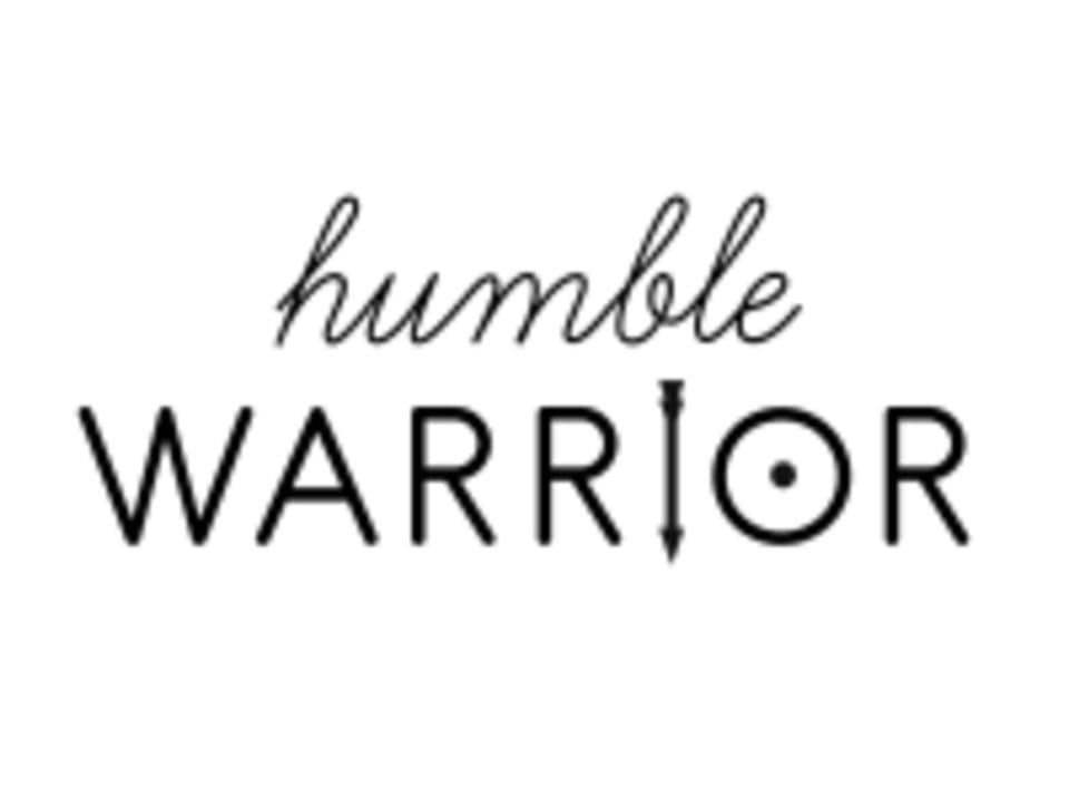 Humble Warrior Yoga logo