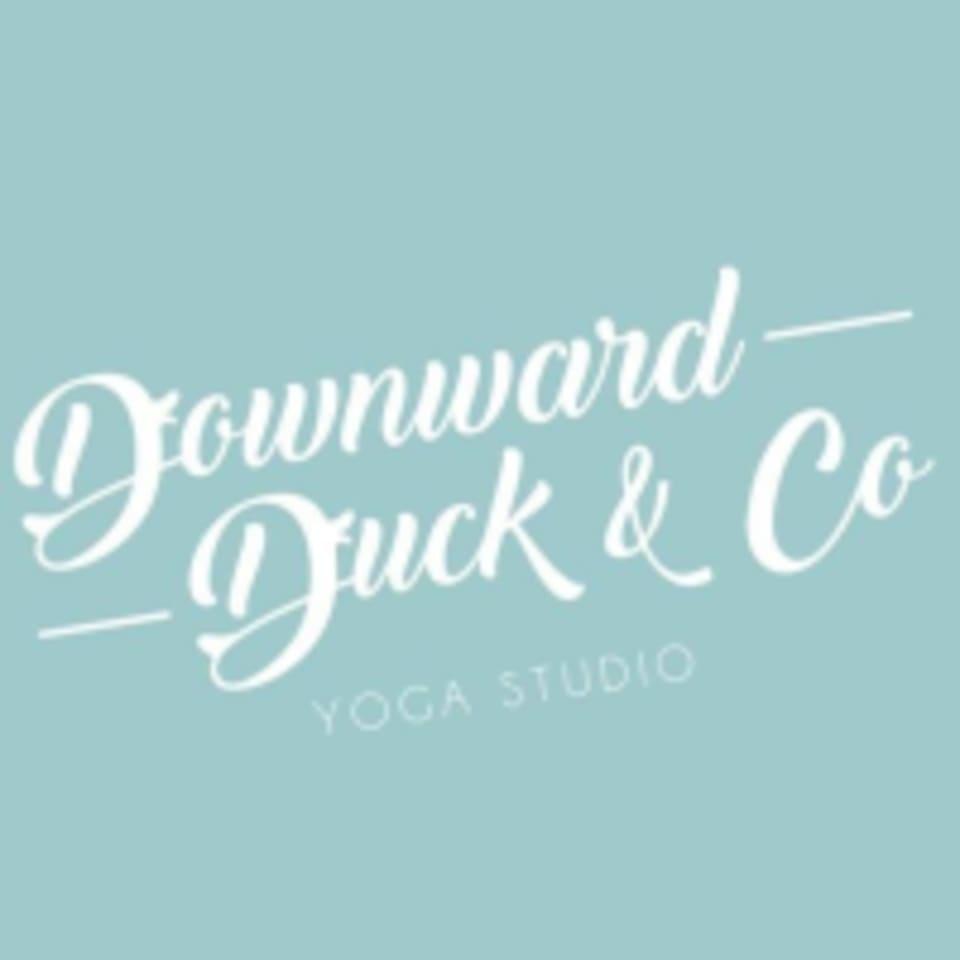 Downward Duck & Co logo