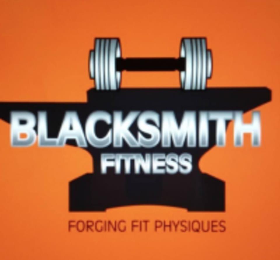 Blacksmith Fitness Indy logo