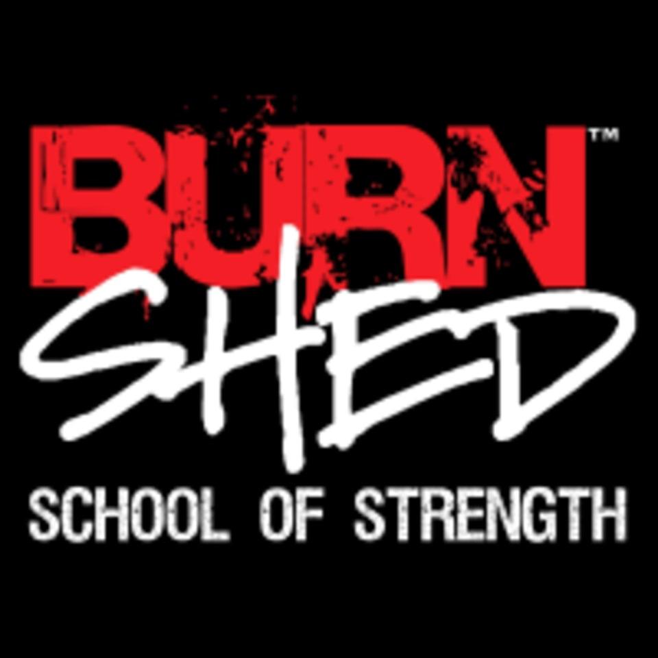 Burn N Shed logo