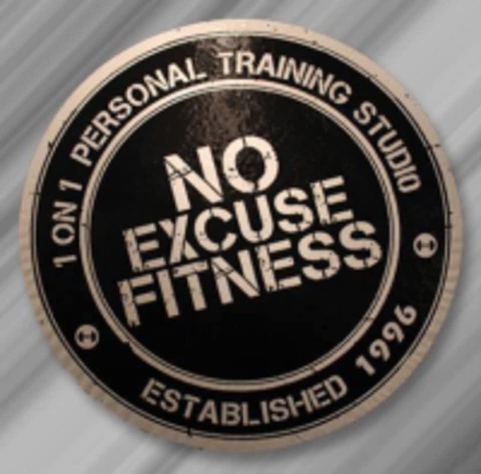 No Excuse Fitness logo