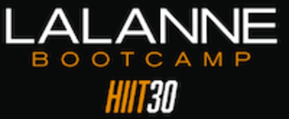 LaLanne Bootcamp logo