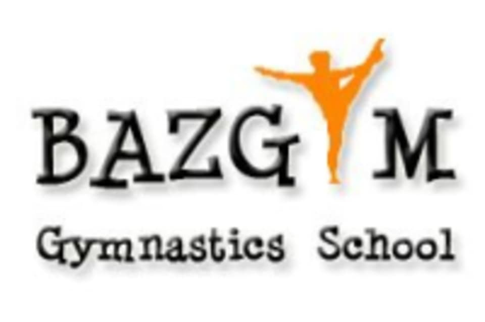 Bazgym Gymnastics School logo