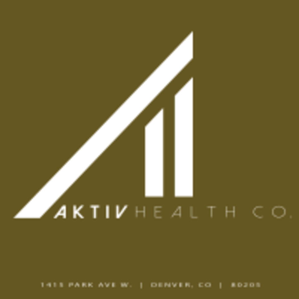 Aktiv Health Co. logo