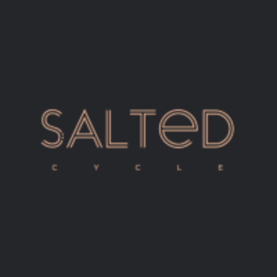 Salted Cycle logo