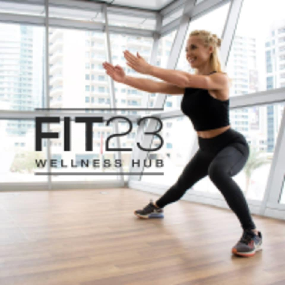 FIT23 Wellness Hub logo