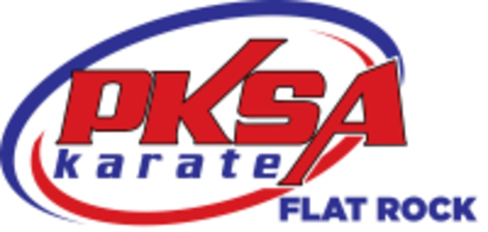 PKSA Karate Flat Rock logo
