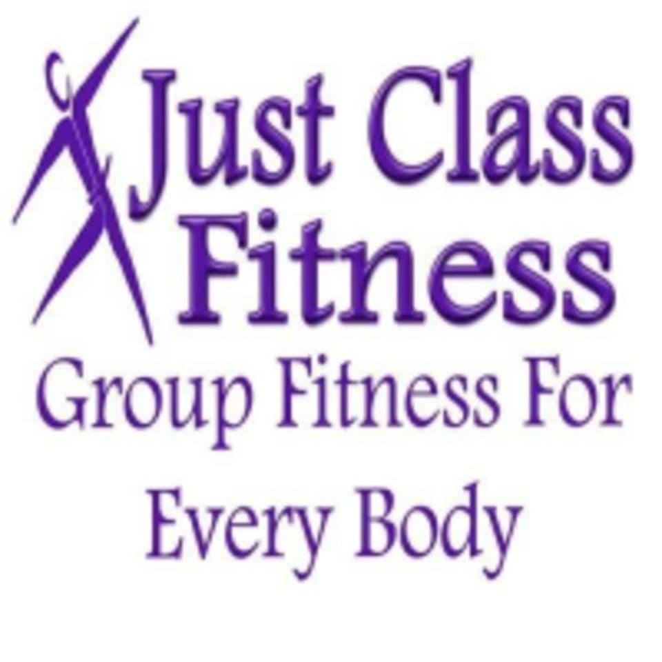 Just Class Fitness logo