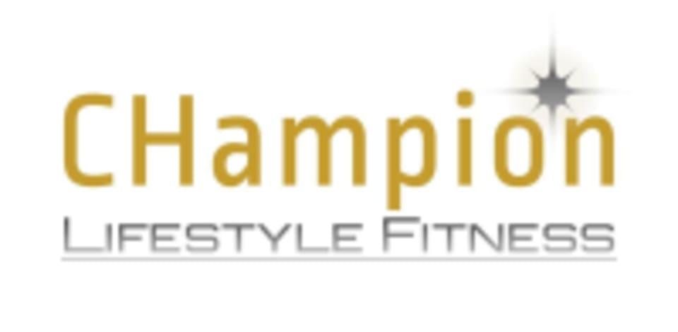 CHampion Lifestyle Fitness - Dance Fitness logo