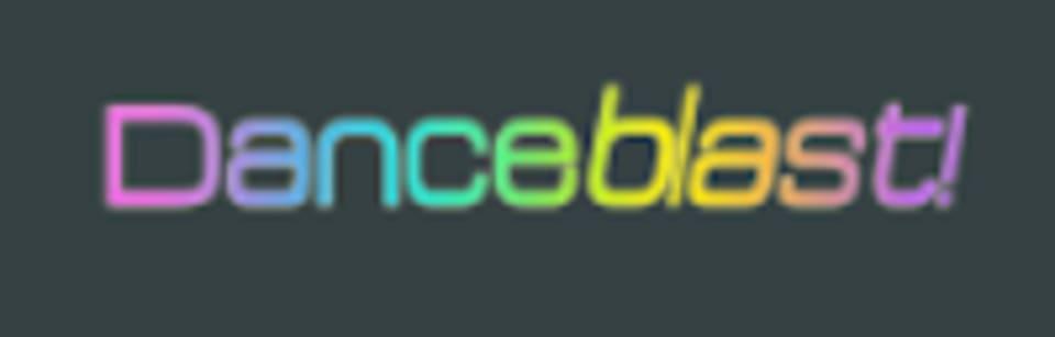 DanceBlast!  logo