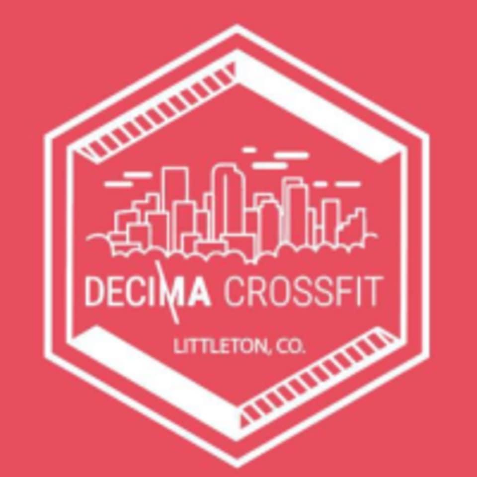 Decima CrossFit logo