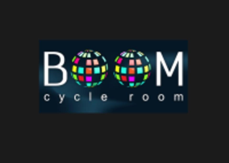 Boom Cycle Room logo