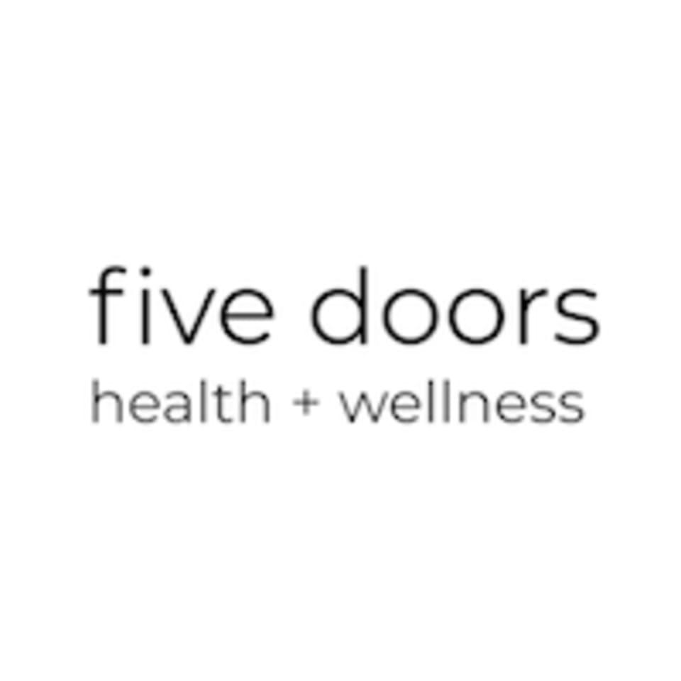 Five Doors Health + Wellness logo