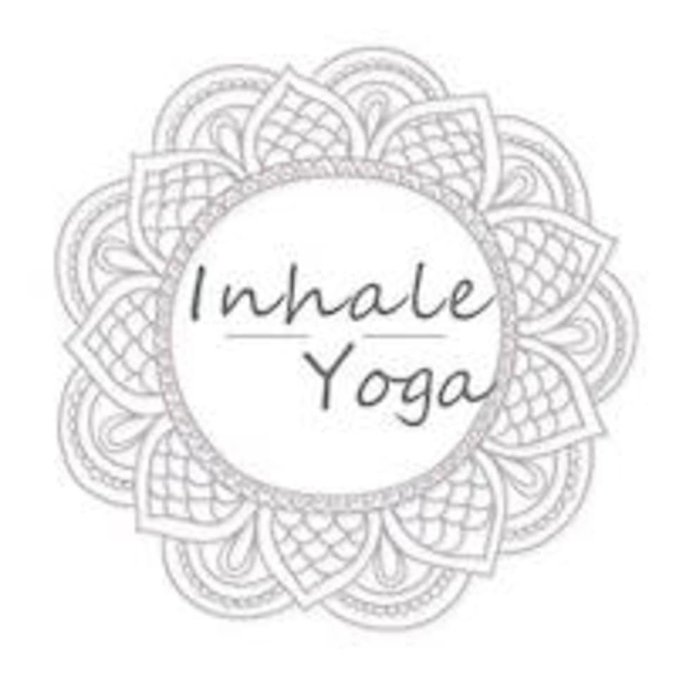 Inhale Yoga Studio logo