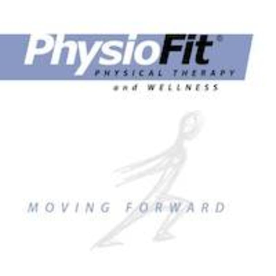 PhysioFit Physical Therapy and Wellness logo