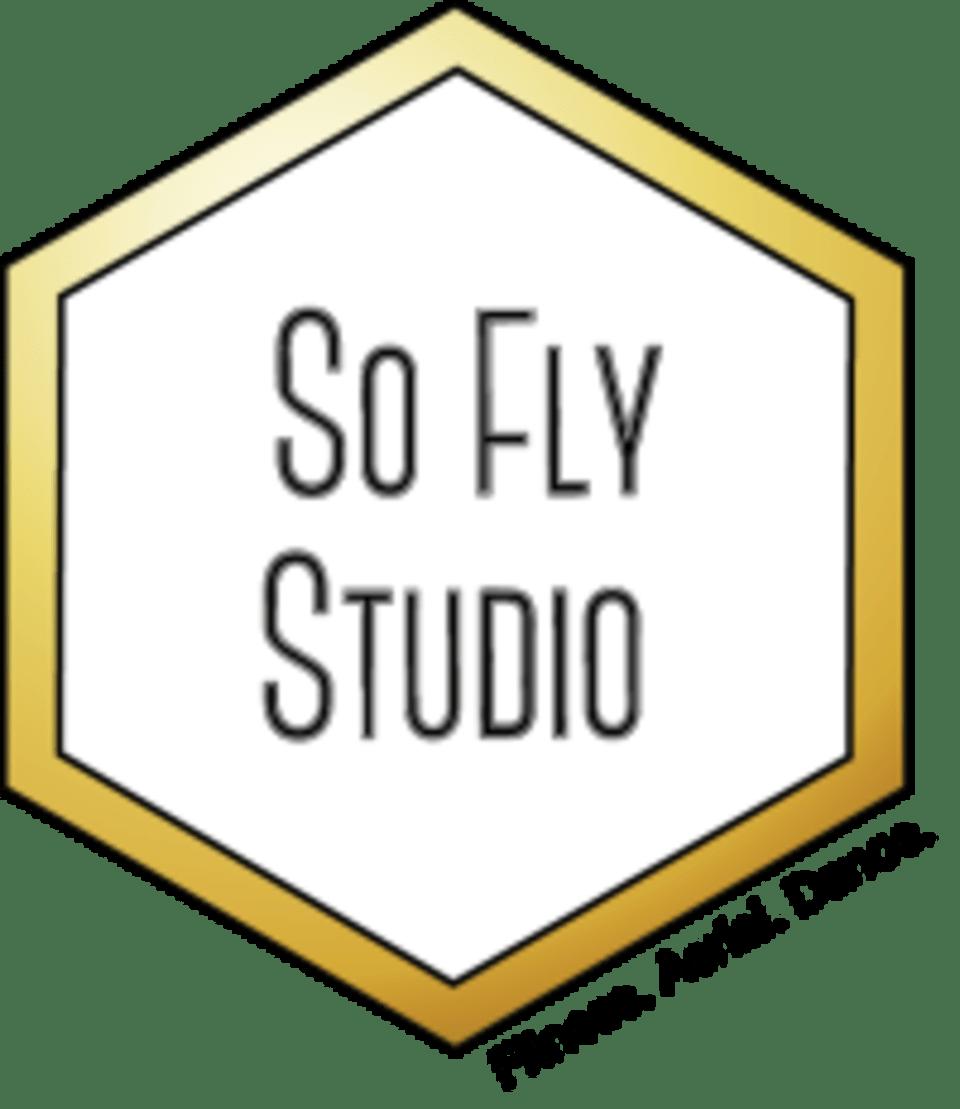 So Fly Studio logo