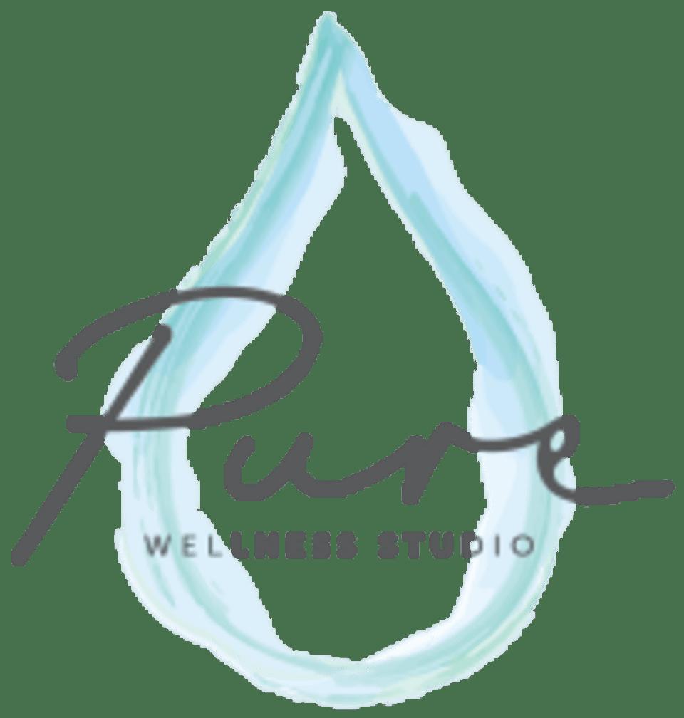 Pure Wellness Studio logo