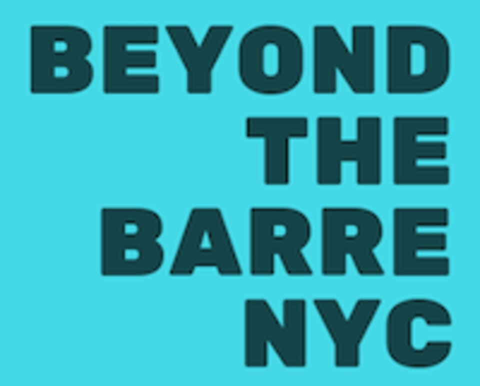 Beyond The Barre logo