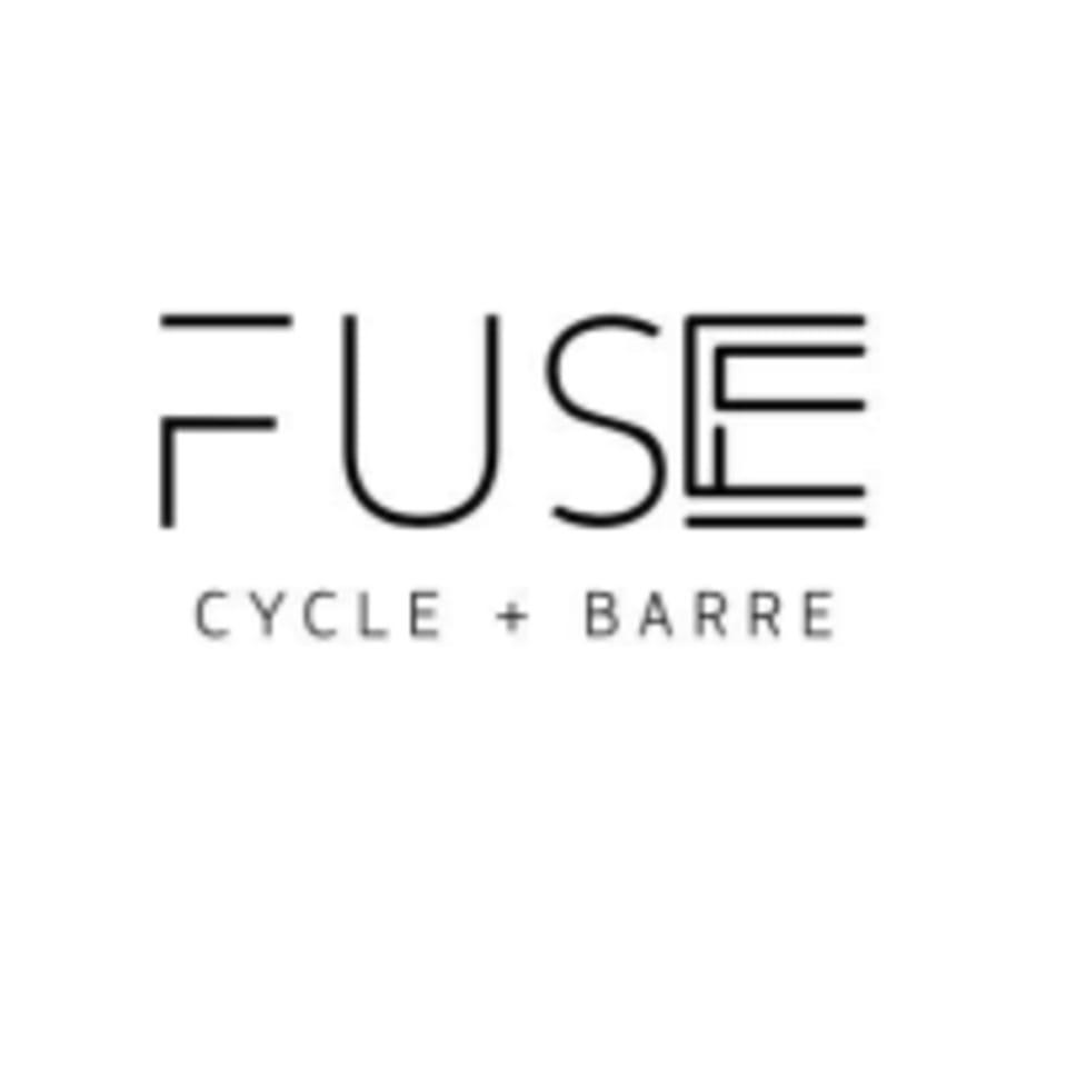 FUSE Cycle + Barre logo