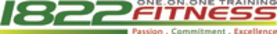 1822 Fitness logo