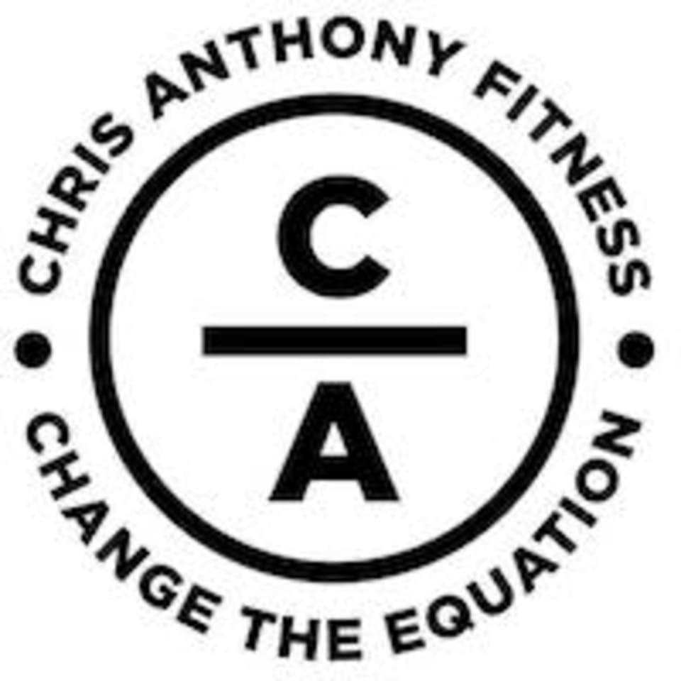 Chris Anthony Fitness logo