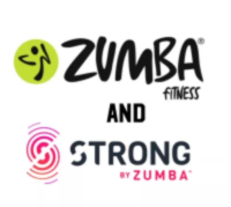 Beth Wolly Zumba Fitness logo