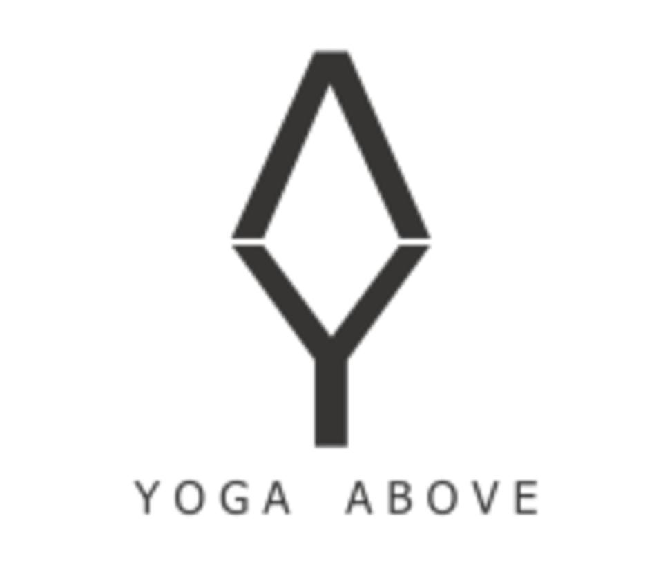 Yoga Above logo