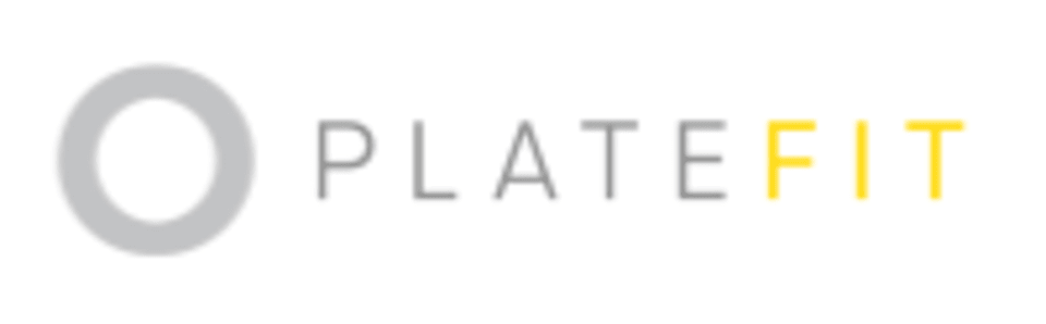 PLATEFIT - Studio City logo
