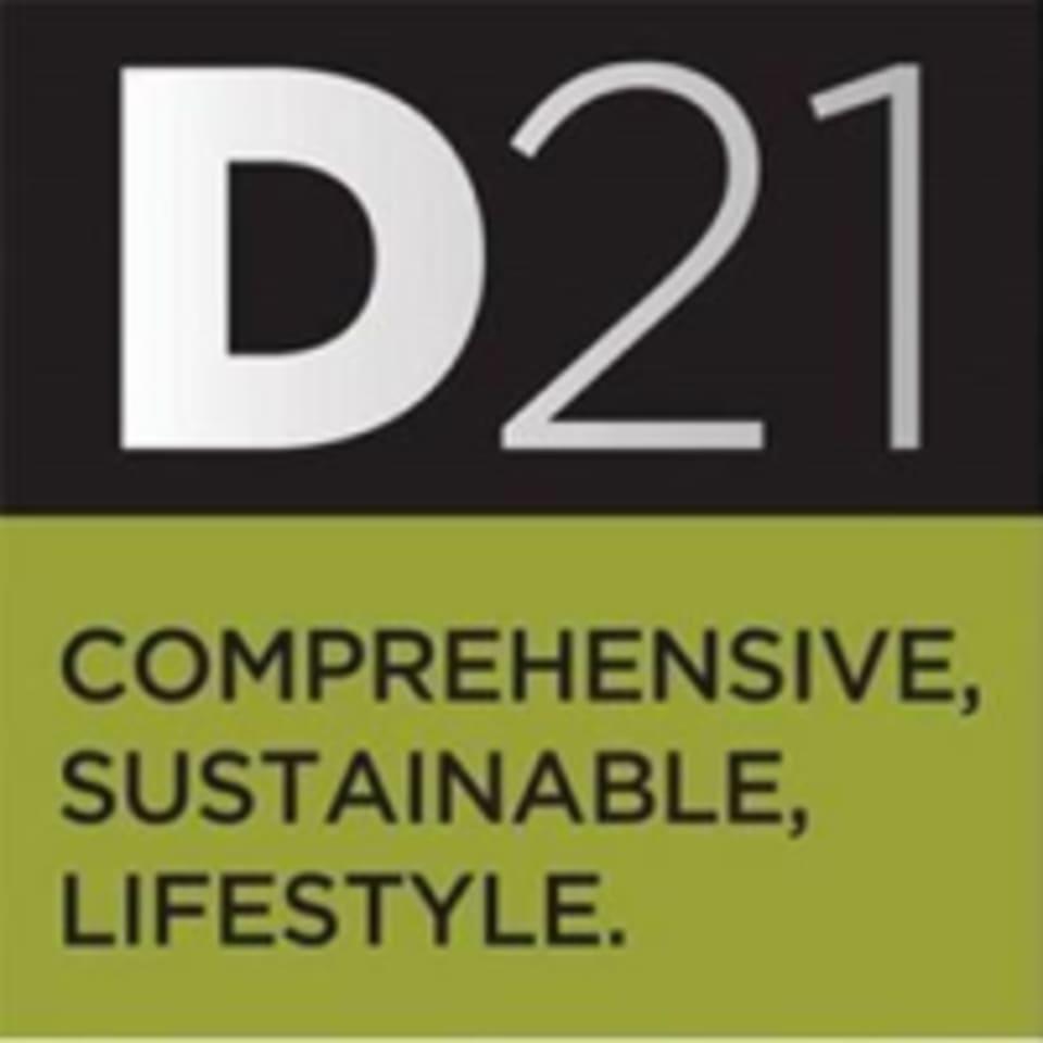 D21 Fit Studio logo
