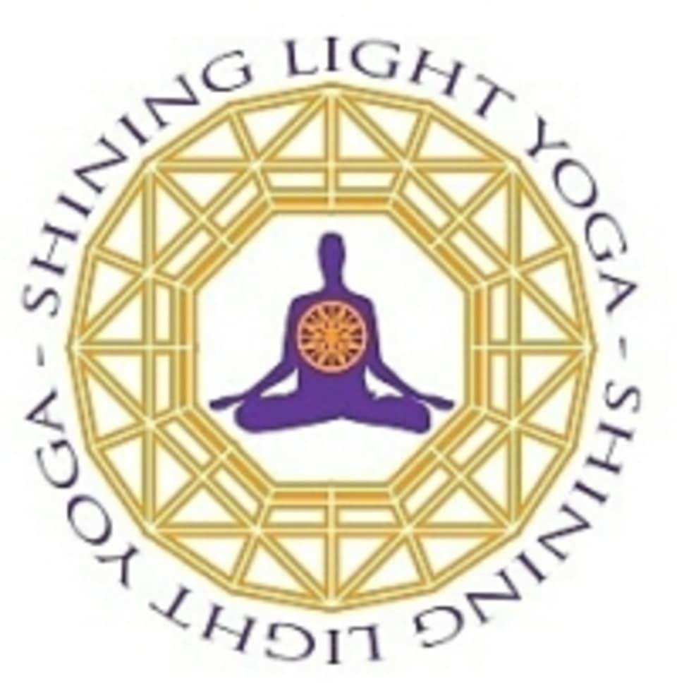 Shining Light Yoga logo