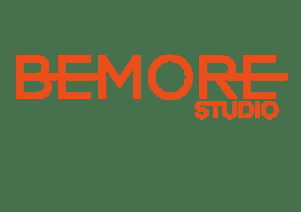 Be More Studio logo