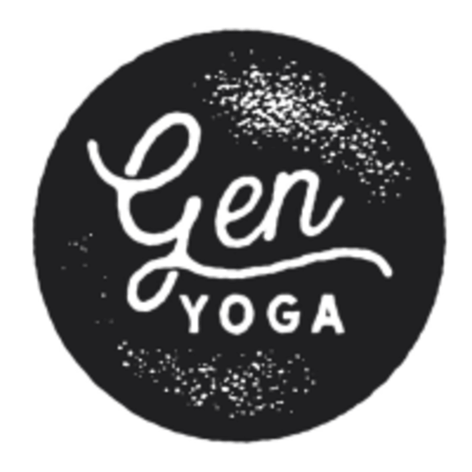 Generation Yoga logo