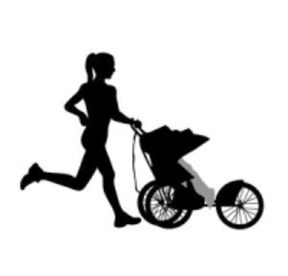 Fit Mommy  logo