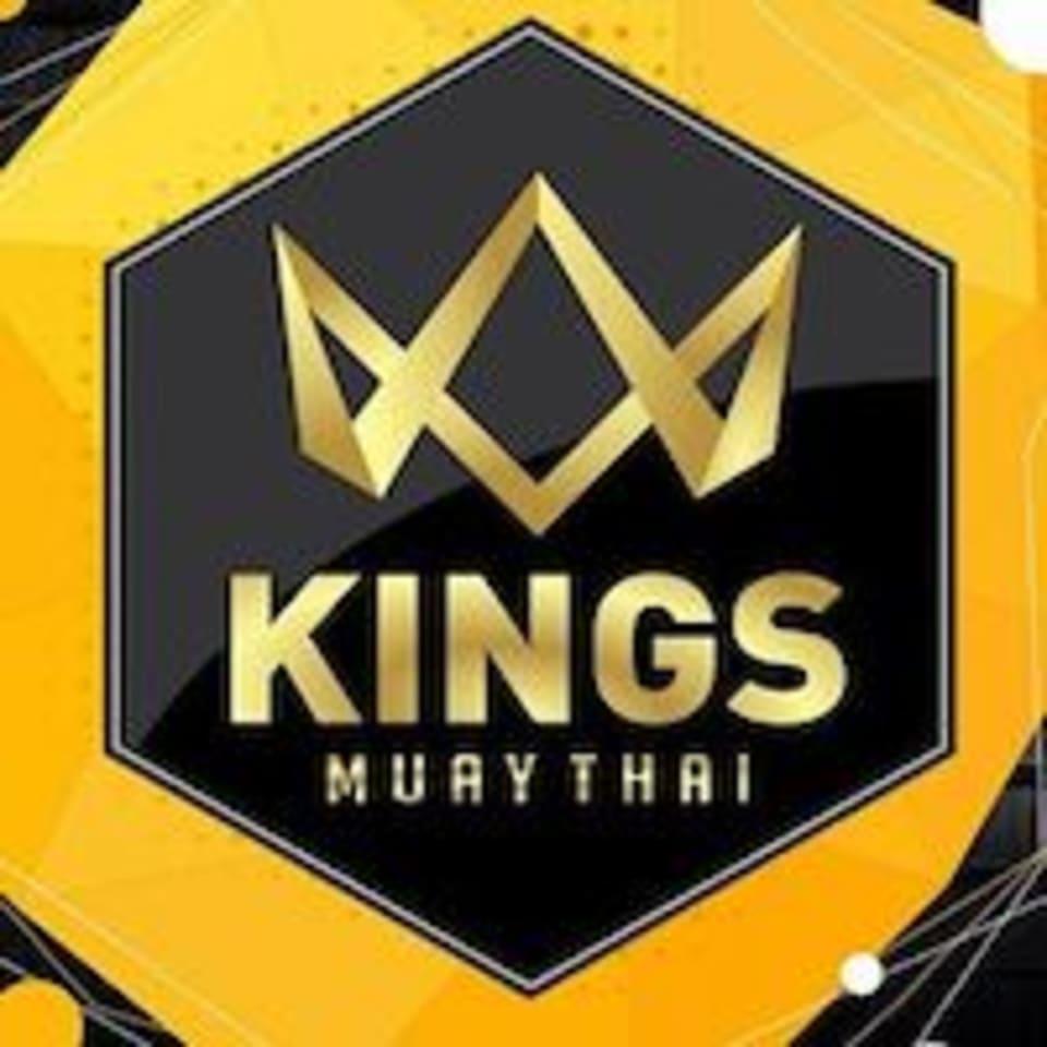 KINGS Muay Thai logo