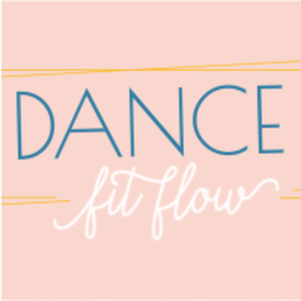 Dance Fit Flow logo