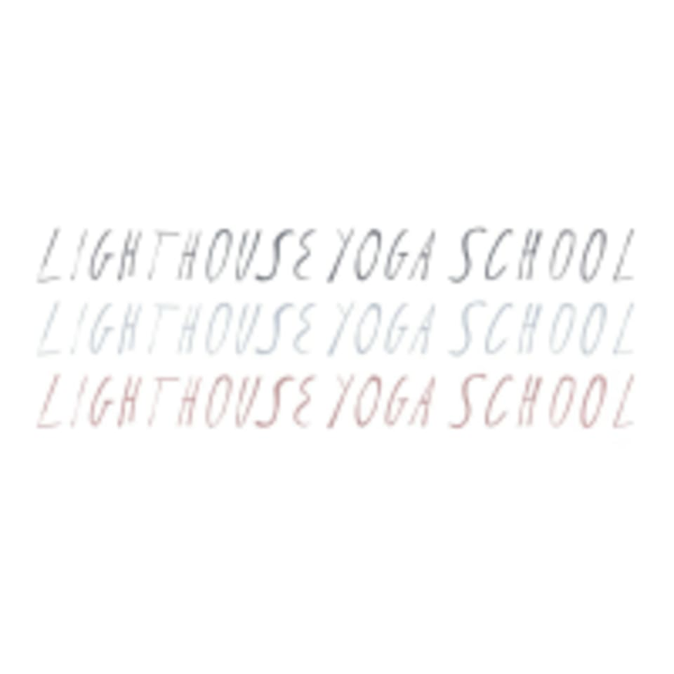 Lighthouse Yoga School logo