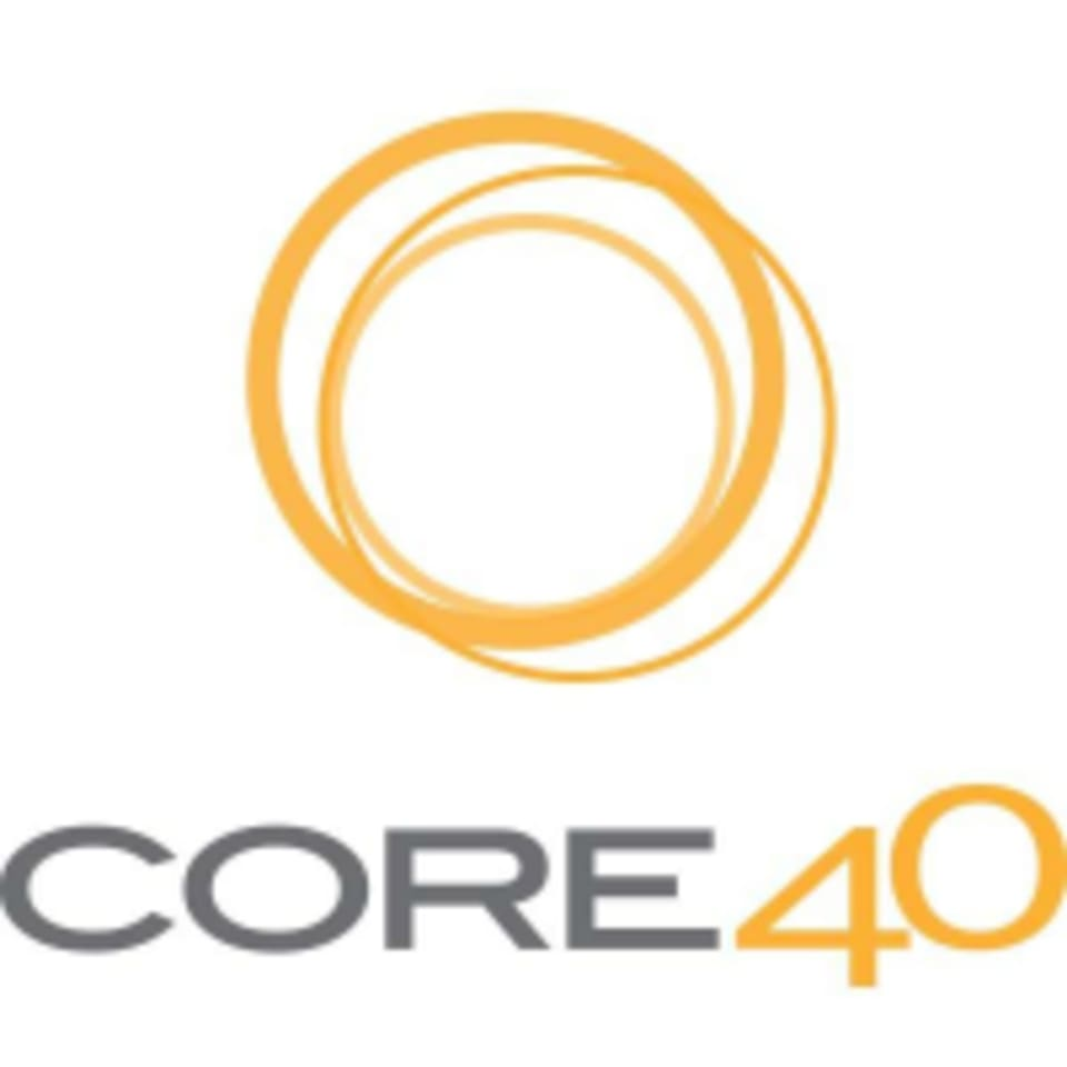 CORE40 Meditation Studio logo