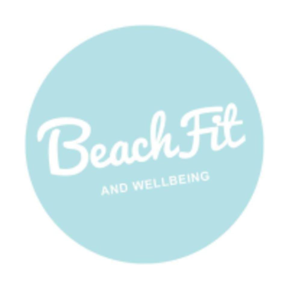 BeachFit and Wellbeing logo