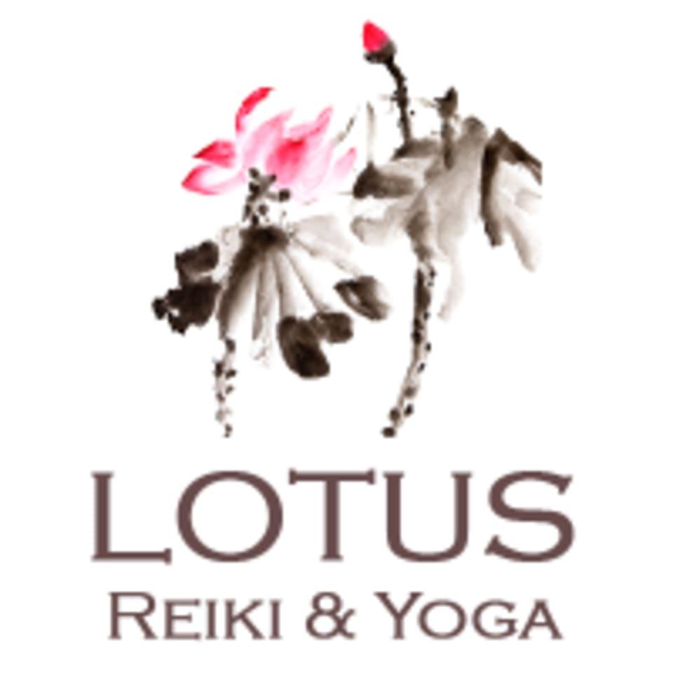 Lotus Reiki & Yoga Studio  logo